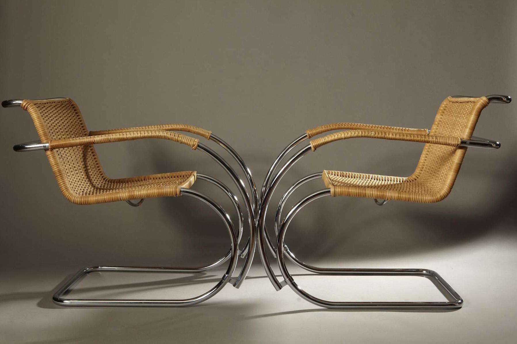 Series/0093 2 Mies Van Der Rohe MR20 Swinger/01 ALLGOODTHINGS 01