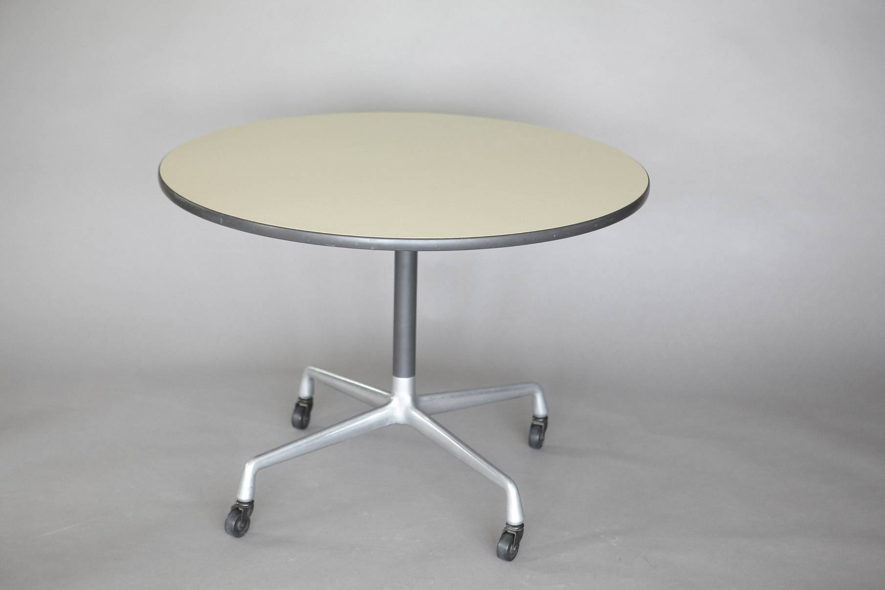 Eames Side Table George Nelson U0026 Eames Style Pedestal End